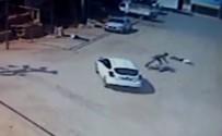 VERGİ BORCU - Trafik polisinin yaptığı katliam kamerada
