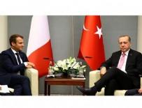 HABERTÜRK GAZETESI - Fatih Altaylı: Macron tükürdüğünü yalamanın fotoğrafını çektirdi