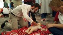 AFET BİLİNCİ - Türkiye Diyanet Vakfı Ekiplerine Afet Ve Acil Müdahale Eğitimi