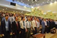 KARAKÖPRÜ - Uluslararası Kanser Ve İyon Kanalları Kongresi HRÜ'de Başladı
