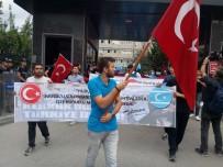 MARMARA ÜNIVERSITESI - Üniversite Öğrencilerinden Kuzek Irak'taki Referanduma Tepki