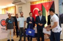 DEKORASYON - Ürdün'de İşsizlik Sorununu Çözmek İçin TİKA'dan Destek