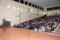 ALI SıRMALı - Vali Yazıcı Eğitimciler İle Bir Araya Geldi