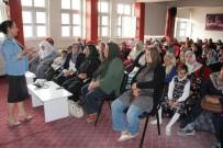 ANADOLU LİSESİ - Van'da 'Kadın Sağlığı Ve Hijyen' Konulu Seminer