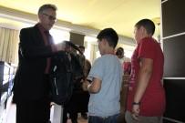 Yozgat'ta Öğrencilere Kırtasiye Malzemesi Desteği