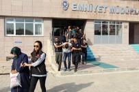 SENTETIK - Yozgat'ta Uyuşturucu Operasyonu Açıklaması 8 Tutuklama