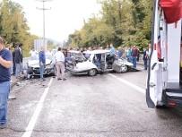 BEŞKÖY - 2 İlde Trafik Kazaları Açıklaması 2 Ölü, 7 Yaralı