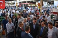 HÜSEYIN YıLDıZ - 24. Söke Tarım Sanayi Ticaret Sergi Ve Panayırı Açıldı