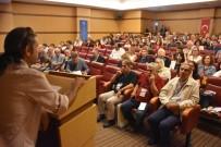 TÜRK MÜHENDIS VE MIMAR ODALARı BIRLIĞI - 4. Ulusal Mimari Koruma Proje Ve Uygulamaları Sempozyumu Başladı
