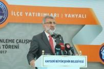 HAYVAN PAZARI - AK Parti Kayseri Milletvekili Taner Yıldız Açıklaması