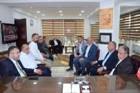 MILLETVEKILI - AK Parti Yerel Yönetimler Başkanı Şentürk Düzce'de