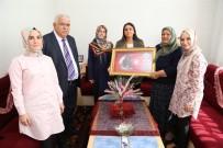 AYKUT PEKMEZ - Aksaray'da Şehit Ailesi Ve Gaziye Anlamlı Ziyaret