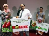 AYDıN ERGÜN - Aksulu Kadın Çiftçiler Yarıştı