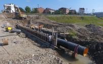 KARŞIYAKA - Altınordu'da Kanalizasyon Sorunu Çözülüyor