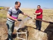 TERMAL SU - Altıntaş'ta Termal Su Arama Çalışmaları