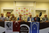 CUMHURBAŞKANı - Antalya'da Türkmenlerden Referandum Tepkisi