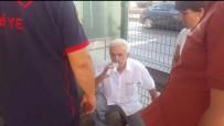 ADNAN MENDERES - Asansörde Mahsur Kalan Yaşlı Adamı İtfaiye Ekipleri Kurtardı