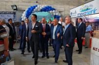 ÇANKAYA ÜNIVERSITESI - Atatürk Üniversitesi Standı, Erzurum Tanıtım Günleri'nde Yoğun İlgi Gördü