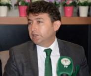 MUHAMMED AK - Atiker Konyaspor Genel Müdürü Görevinden Alındı