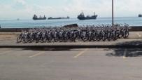 SAHİL YOLU - Avrupa Hareketlilik Haftasında Pedal Çevirdiler