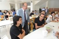 BARTIN ÜNİVERSİTESİ - Bartın Üniversitesi Uluslararası Öğrencilerine 'Hoş Geldin' Dedi