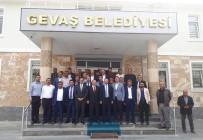 İPEKYOLU - Başkan Kadıoğlu Gevaş'ta
