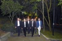 CEM VAKFI - Beşiktaş'ta Muharrem Ayı İftarı