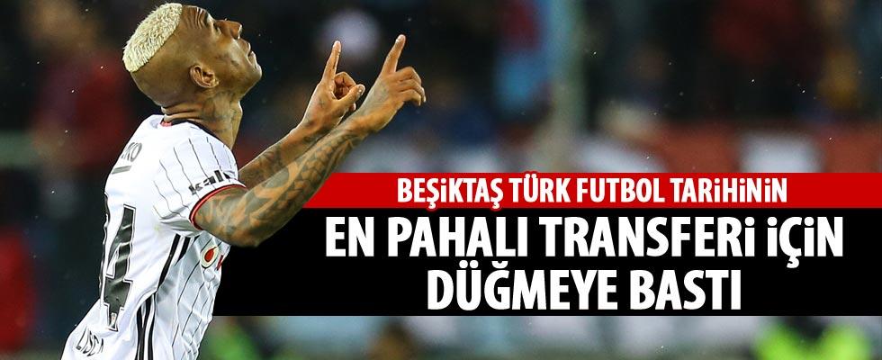 Beşiktaş Talisca için harekete geçiyor
