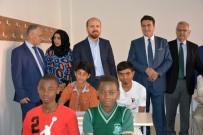 İMAM HATIP LISELERI - Bilal Erdoğan Bursa'da Öğrencilerle Bir Araya Geldi