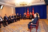 Bölgesel Sorunlara Türkiye Ve ABD'den Ortak Tavır