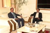 REKTÖR - Bonab Üniversitesi Rektörü Abbaslan'dan Rektör Coşkun'a Ziyaret