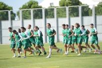 GALATASARAY - Bursaspor'da Galatasaray Mesaisi Sürüyor