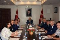 İSMAİL HAKKI ERTAŞ - Ceyhan Organize Sanayi Bölgesi Müteşebbis Heyeti Toplandı