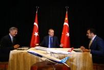 İLKER AYCI - Cumhurbaşkanı Erdoğan, THY-Boeing İmza Törenine Katıldı