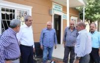 ÖMER ÇIÇEK - Demirkol, Ahmet Yesevi Mahallesinde İncelemelerde Bulundu