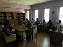 DENETİMLİ SERBESTLİK - Dinar'da 40 Yükümlüye 'Okumanın Önemi' Konulu Seminer Verildi