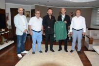 KOCAELISPOR - Doğan, 'Kalbimiz Kocaelispor'un Başarısı İçin Atıyor'