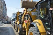 İŞ MAKİNESİ - Doğubayazıt Belediyesine 15 Araç Alındı