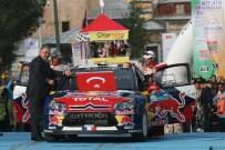 DÜNYA RALLI ŞAMPIYONASı - Dünya Ralli Şampiyonası 7 Yıl Sonra Türkiye'de