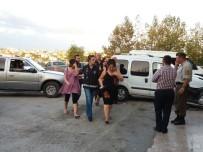 SINIR DIŞI - Edirne'de Huzur Operasyonunda 3 Yabancı Uyruklu Kadın Yakalandı