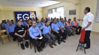 İŞ GÜVENLİĞİ - EGO'da İş Güvenliği, İlk Yardım Ve Yangın Tatbikatı