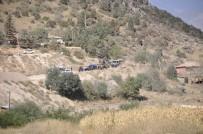 TAŞ OCAĞI - Elektrik Akımına Kapılan Kepçe Operatörü Hayatını Kaybetti