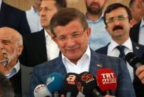 TÜRKIYE BÜYÜK MILLET MECLISI - Eski Başbakan Ahmet Davutoğlu Tokat'ta