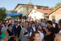 GAZIOSMANPAŞA ÜNIVERSITESI - Eski Başbakan Davutoğlu'na Eşinin Köyünde Yoğun İlgi