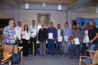 BAKANLIK - Fumigasyon Ve Draft Sörvey Kursiyerleri Sertifikalarını Aldı