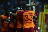 GALATASARAY - Galatasaray İstatistiklerde De Zirvede