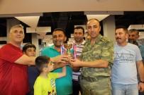 İL JANDARMA KOMUTANLIĞI - Gaziler, Geleneksel Bowling Turnuvası'nda Buluştu