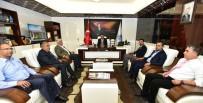 NECMETTİN ERBAKAN - Gürkan'dan Erbakan'a Övgü