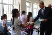 İSMAIL GÜNEŞ - Haliliye'den Kırtasiye Yardımı