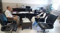 İL MİLLİ EĞİTİM MÜDÜRÜ - İl Milli Eğitim Müdürü Durmuş'tan Yavuz Selim Mesleki Ve Teknik Anadolu Lisesi'ne Ziyaret